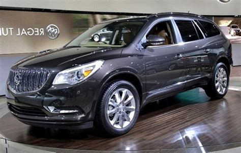 2015 buick enclave 2015 buick enclave information and photos zombiedrive