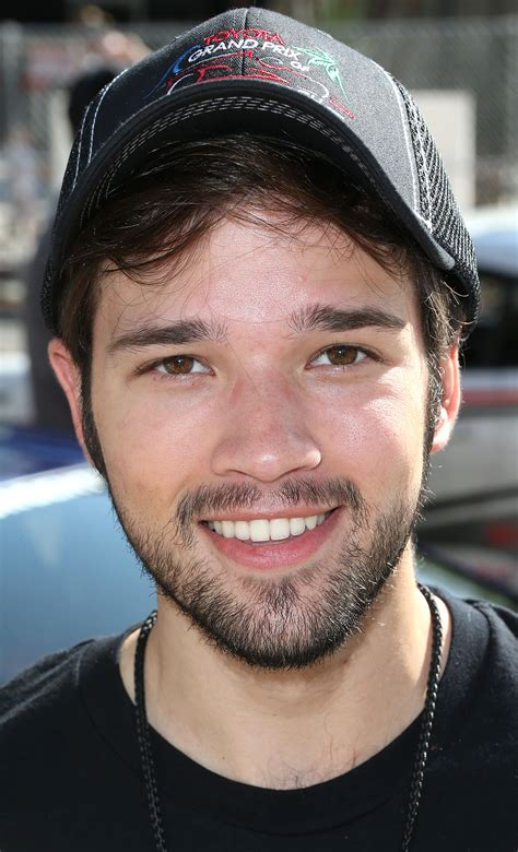 Nathan Hairstyle by Nathan Kress Goes Back To His Iconic Hairstyle Twist