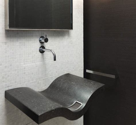 modern powder room sinks 1000 images about bathrooms residential commercial on