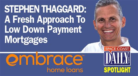 a fresh approach to low payment mortgages