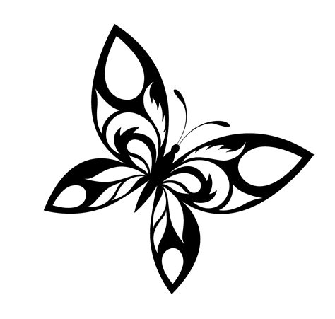free butterfly tattoo designs transparent designs www pixshark images