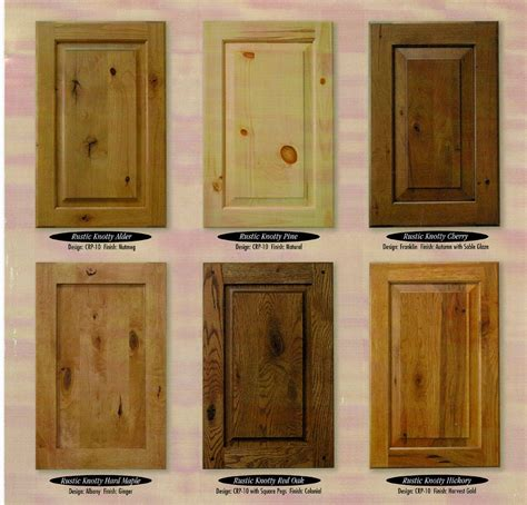 Rustic Kitchen Cabinet Doors Kitchen Cabinets Doors Home Design Scrappy