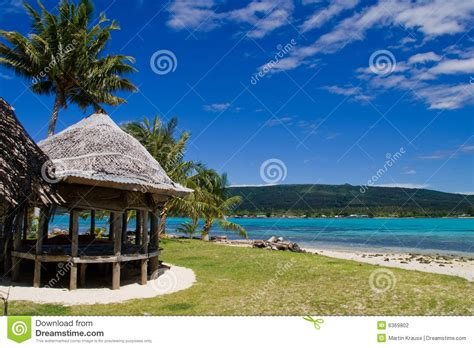 Tropical Hut Tropical Hut Stock Photography Image 6369802