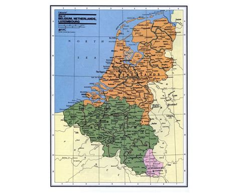 map of belgium and maps of belgium detailed map of belgium in