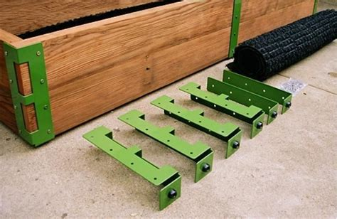 pin by bernell loeb on i to garden - Raised Garden Bed Hardware
