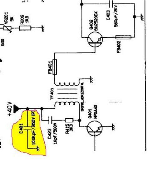 transistor horizontal d2539 transistor horizontal queimando 28 images transistor horizontal but11apx 17 images philips