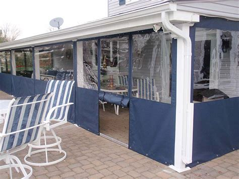 temporary deck temporary patio enclosure winter icamblog