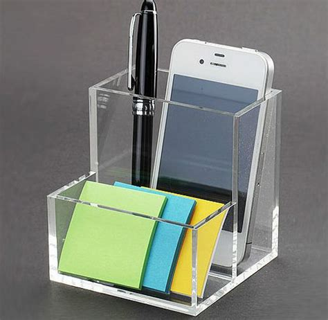 Clear Acrylic Desk Organizer Buy Clear Acrylic Desk Plastic Desk Organizer