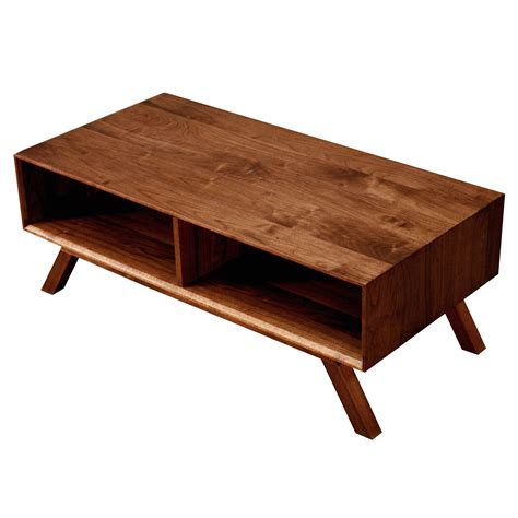 wood revival desk company mid century coffee wood revival