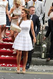 Coleen Mcloughlins 15 Million Wedding Deal 2 by The Gallery For Gt Social Media Dresses