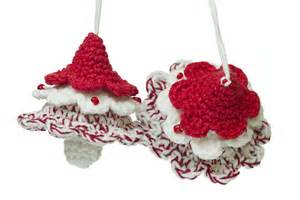 Knitting Patterns For Christmas Ornaments - last minute crochet gifts 30 fast and free patterns to