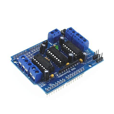 Arduino Motor Driver Shield L293d H Bridge Motor Dc Stepper Driver buy l293d motor driver motor drive shield for arduino