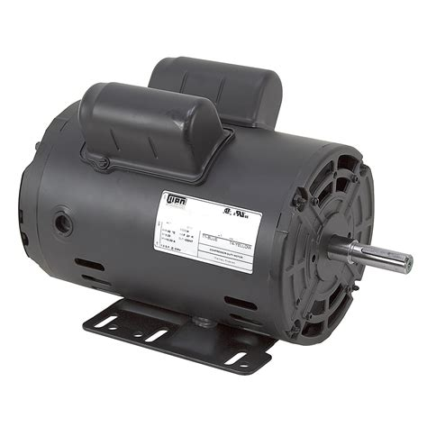 3 hp 230 vac 3450rpm weg air compressor motor ac motors base mount ac motors electrical