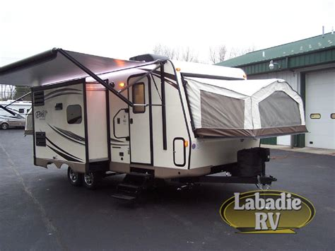 Roo Trailer New 2017 Forest River Rv Rockwood Roo 23ikss Expandable At