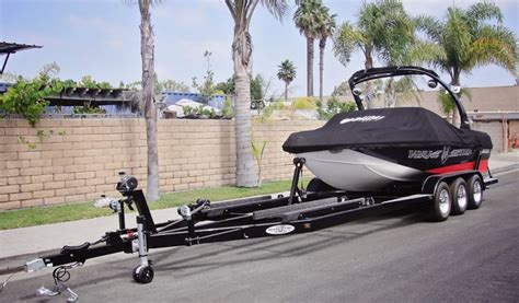 used boat trailers in kentucky jet ski cer trailer with unique style in canada