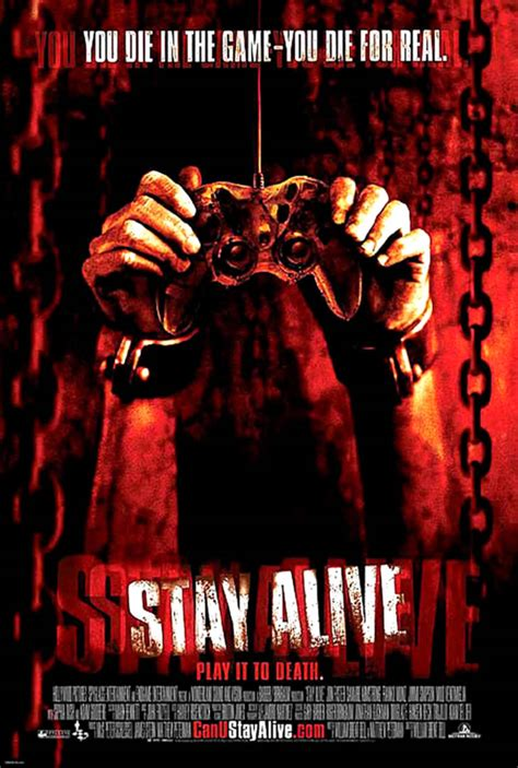 7 Ways To Stay Alive In A Horror by Stay Alive Horror Posters
