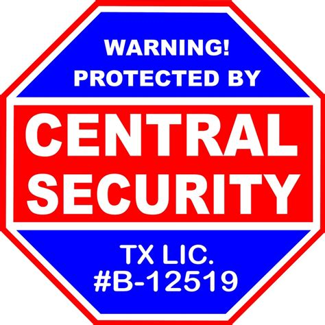 central security security systems northside