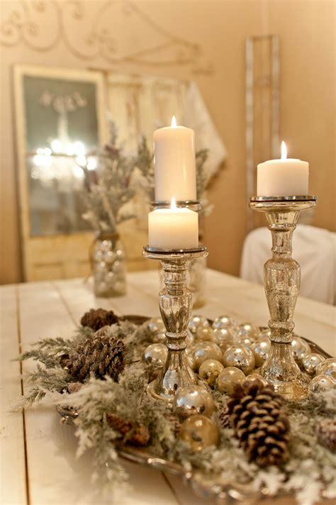 christmas centerpieces 50 best diy christmas table decoration ideas for 2017