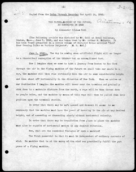alexander graham bell doovi alexander graham bell family papers at the library of