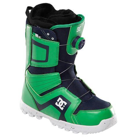 scout boats dc dc scout snowboard boot men s peter glenn