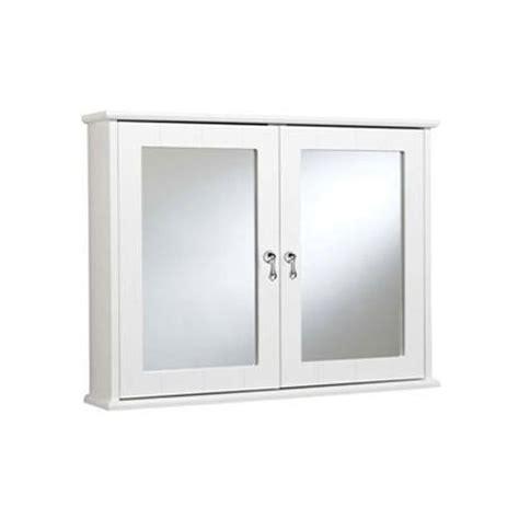 double door mirrored bathroom cabinet croydex mdf ribble double door mirrored bathroom cabinet