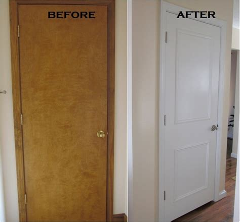 cabinet door refinishing ideas