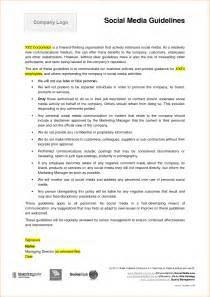 media timeline template social media contract template template design