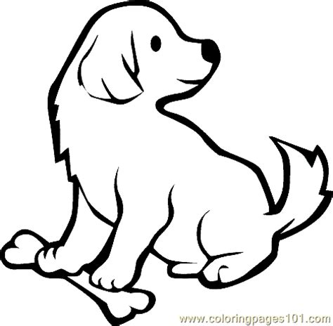 dog puppy coloring page 23 coloring page free printable