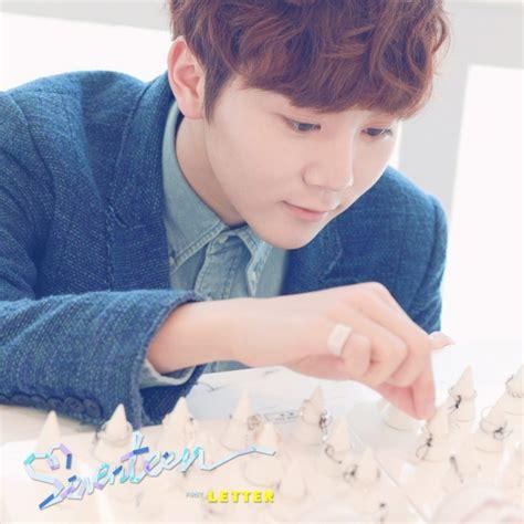 Letter Album Seventeen Seventeen Reveal 2nd Photo Letter For Letter