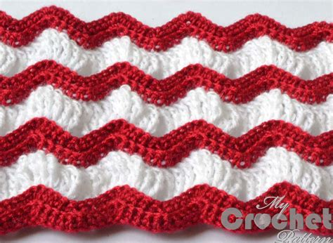 vintage pattern crochet vintage afghan crochet pattern with red and white stripes