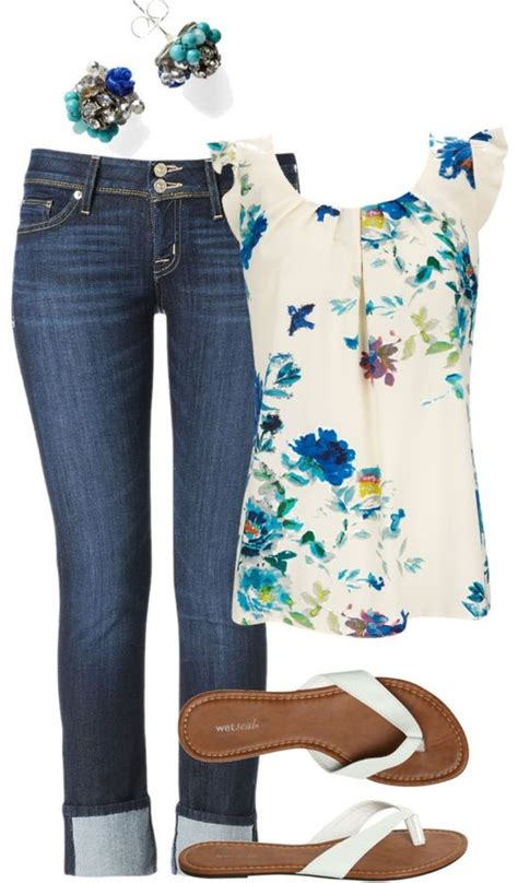 pretty spring summer outfit ideas latest cute