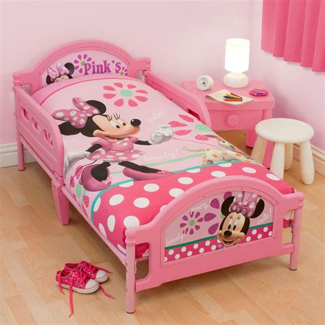 minnie mouse toddler bed character generic junior toddler beds with or without mattresses new ebay