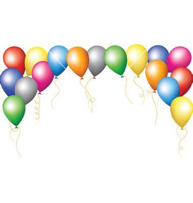 balloon border clipart clipart best clipart best