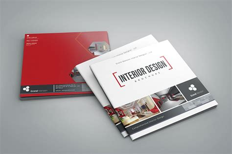 interior design catalog interior design brochure catalog square version on behance