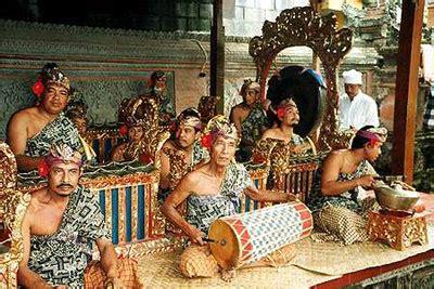 IB Musical Investigation   Traditional Balinese Gamelan