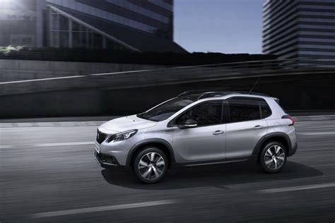 Auto Bild 02 2016 by 2016 Peugeot 2008 Facelift 39 Auto Bild