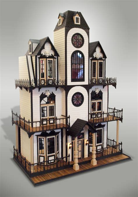 custom doll house seymour s custom doll house plastic and plush