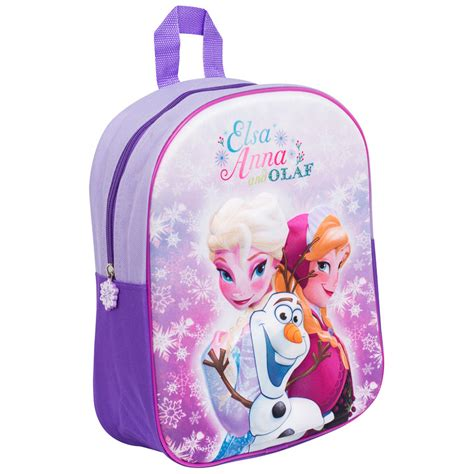 game design your frozen bag 3d school backpack frozen back to school school bag