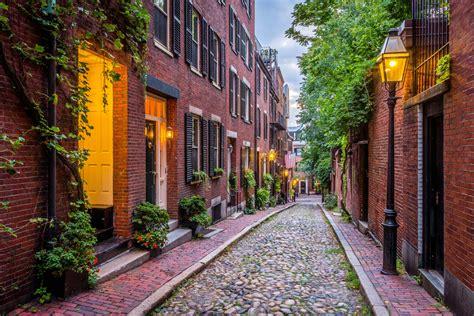 Row Houses by Neighborhood Spotlight Boston S Beacon Hill