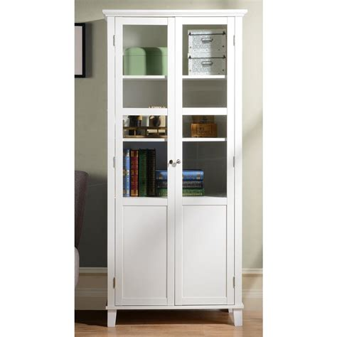 white storage cabinets at home depot white storage cabinet zh1209431 the home depot