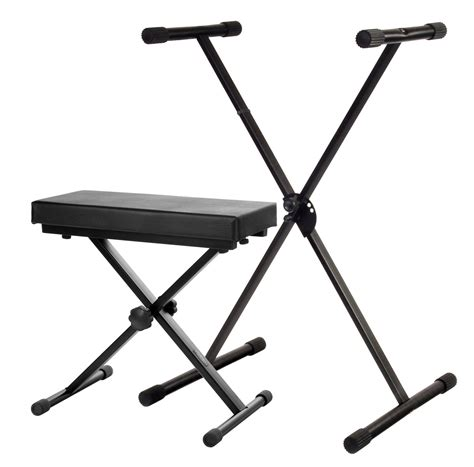 keyboard stand and bench set classic cantabile set eco deluxe keyboard stand keyboard