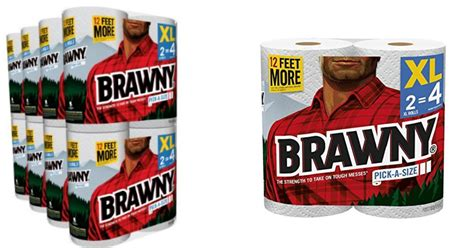 Who Makes Brawny Paper Towels - savings on brawny paper towels shipped to