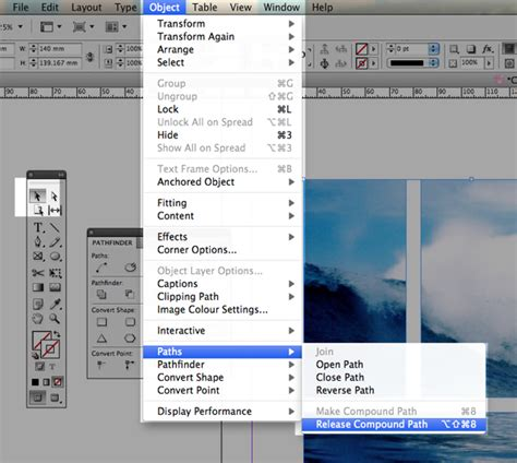 qt layout frame create compound frames in indesign cs5 tutorial elips