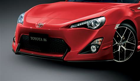 86 Toyota Parts Toyota 86 Gt Aero Package Goes On Sale In Japan Image 440378
