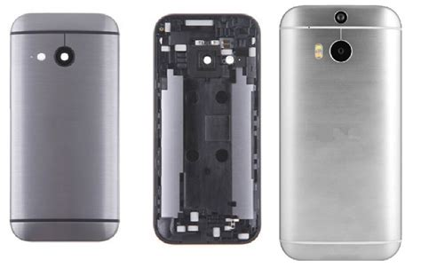 Htc One M9 Back Battery Cover Door Housing Volume Power Button Len back battery door housing cover for htc one m8