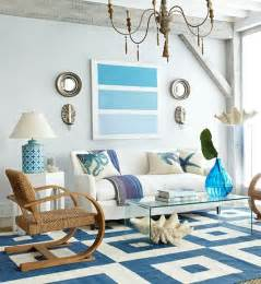 Beachy Room Decor 14 Excellent Themed Living Room Ideas