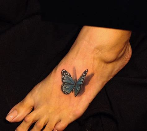 butterfly tattoo in feet 35 breathtaking butterfly tattoo designs for women
