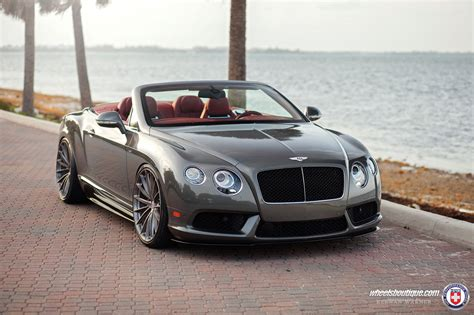 modified bentley wallpaper bentley continental gtc hre wheels cars convertible