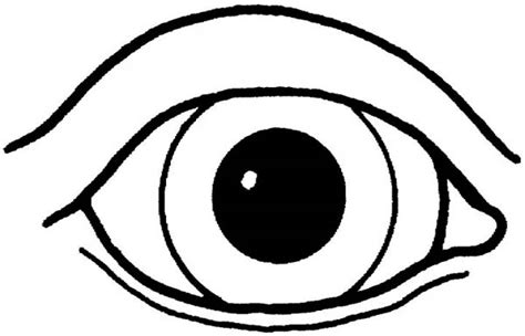 coloring page eyeball real boy eye coloring pages free printable coloring pages