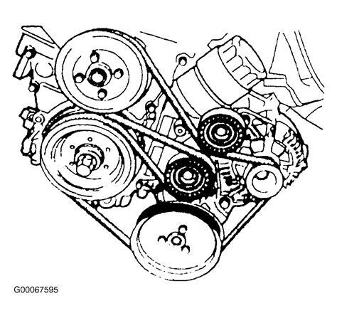 belt routing diagram drive belt diagram imageresizertool